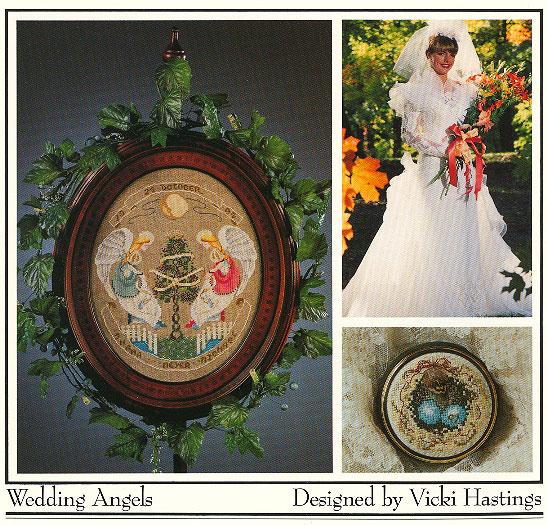 Cross-Eyed Cricket Wedding Angels