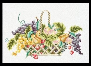 Fruit basket by Thea Gouverneur
