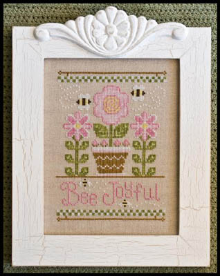 Be joyful by Country Cottage Needleworks