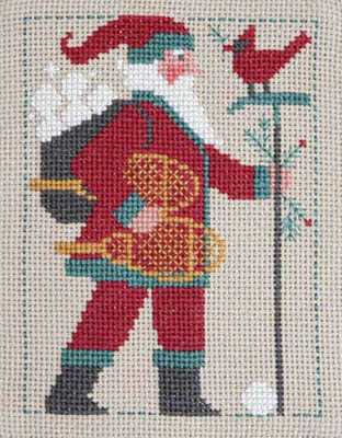 The Prairie Schooler 2011 Schooler Santa