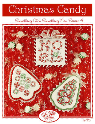 Sue Hillis Designs Christmas Candy