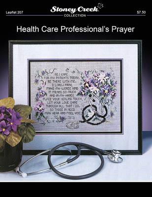 Stoney Creek -207- Health Care Professional's Prayer