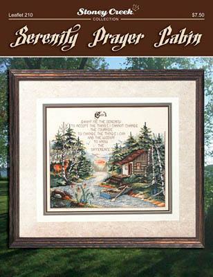 Stoney Creek -210- Serenity Prayer Cabin