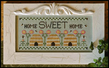 Sweetest home by Country Cottage Needleworks