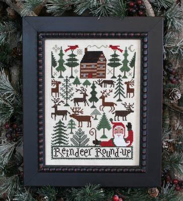 The Prairie Schooler Reindeer Roundup