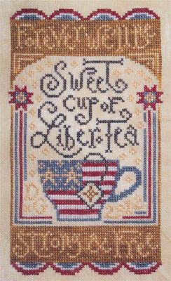 Sweet Liber-Tea by Silver Creek Samplers