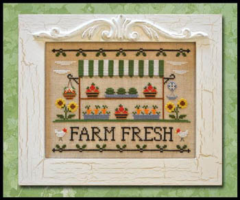 Farm fresh by Country Cottage Needlework
