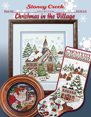 Christmas In The Village by Stoney Creek Collection