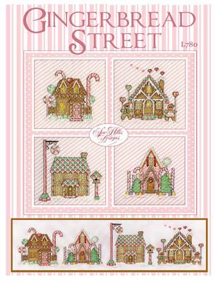 Sue Hillis Designs Gingerbread Street