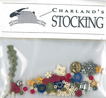 Charms-Charland's Stocking by Shepherd's Bush