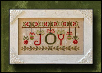 Ornamental Joy by Country Cottage Needleworks