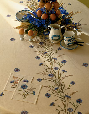 Eva Rosenstand Cornflower Tablecloth