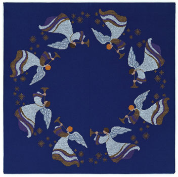 Eva Rosenstand Angels Tablecloth