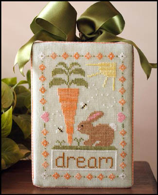 Dream big by Country Cottage Needleworks