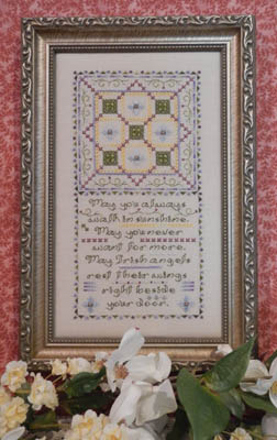 Irish Chain Quilt Sampler by Rosewood Manor