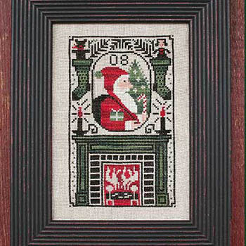 The Prairie Schooler 2008 Limited Edition Santa