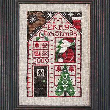 The Prairie Schooler 2009 Limited Edition Santa