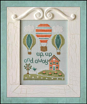 Up Up And Away by Country Cottage Needleworks