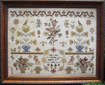 The Scarlet House Mary Ann Farmer