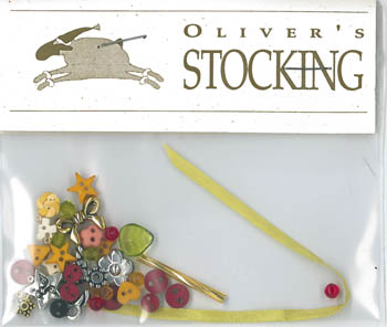 Shepherd's Bush Charms-Oliver's Stocking