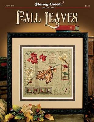 Stoney Creek -268- Fall Leaves