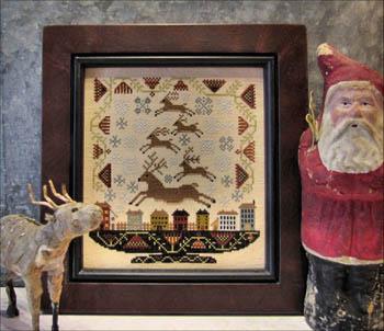 Kathy Barrick Reindeer Games