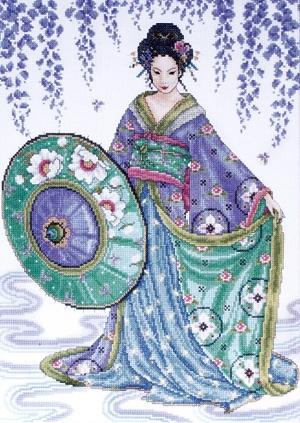 Geisha by Design Works