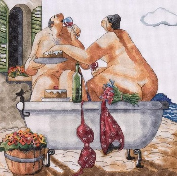 Bathing Beauties by Design Works
