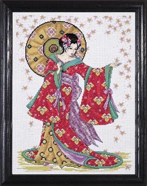 Red Geisha by Design Works