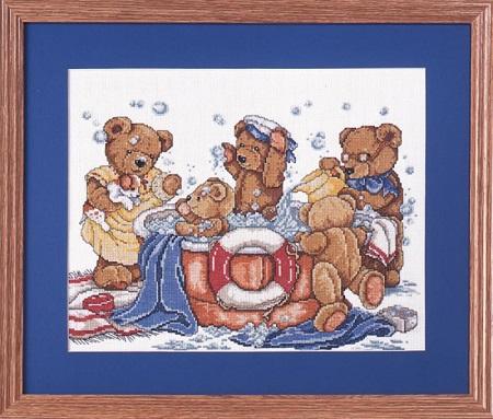 Bath bears,9856,Design Works