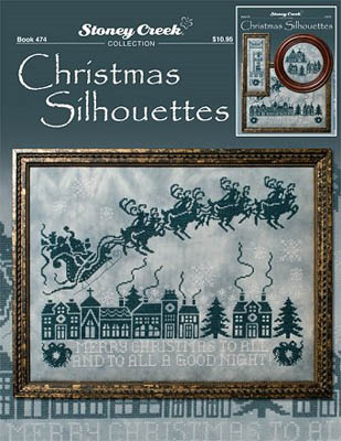 Christmas Silhouettes by Stoney Creek Collection