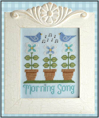 Morning song by Country Cottage Needleworks