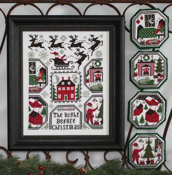 The Prairie Schooler The Night Before Christmas