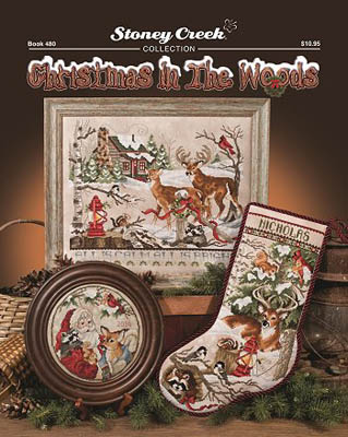 Christmas In The Woods by Stoney Creek Collection