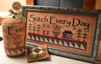 Hands On Designs Stitch Every Day