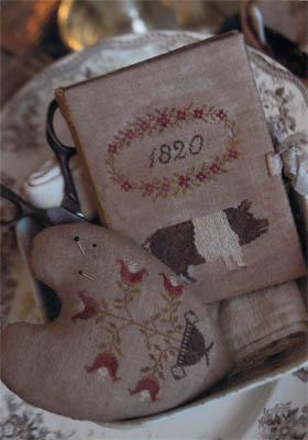 Stacy Nash Primitives Prized Pig Sewing Book