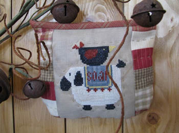 Sheepy Purse by Thistles