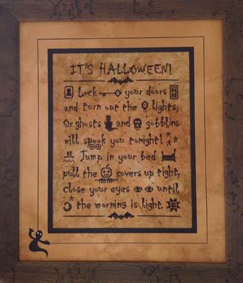 Foxwood Crossings It's Halloween