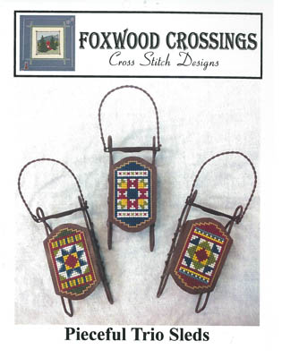 Foxwood Crossings Pieceful Trio