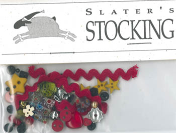 Shepherd's Bush Charms-Slater's Stocking