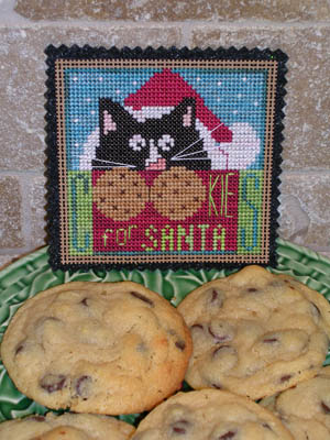 Cookies For Santa by Vals Stuff