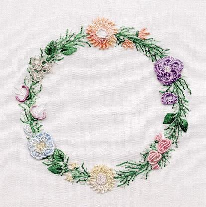 EdMar Circle of Flowers