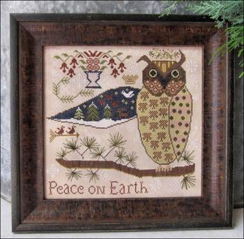 Kathy Barrick Peace On Earth