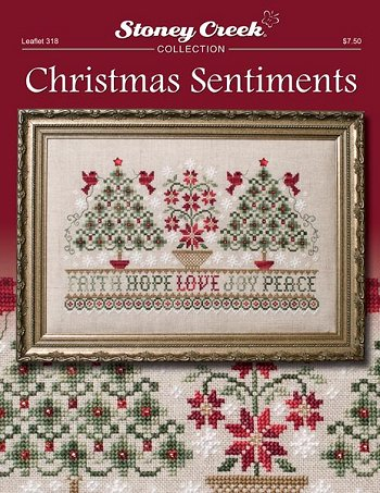 Christmas Sentiments by Stoney Creek Collection