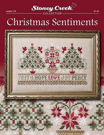 Stoney Creek -318- Christmas Sentiments