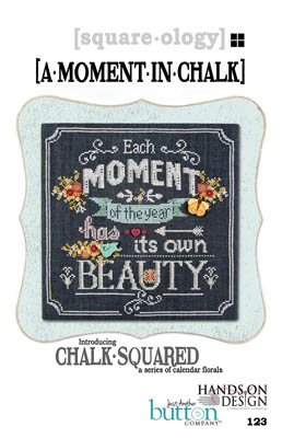 Moment In Chalk (Includes Buttons) by Square-ology
