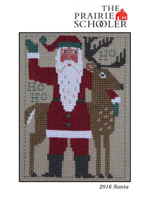 The Prairie Schooler 2016 Schooler Santa