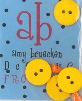 Frolicking Emb. Pack by Amy Bruecken Designs