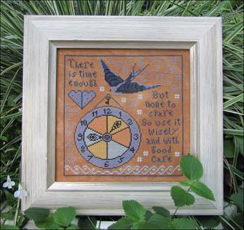 Time Enough by Kathy Barrick