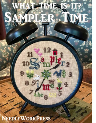 Sampler Time by Needle WorkPress